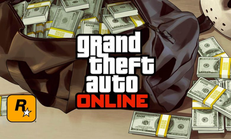 ROCKSTAR GAMES GIVE AWAY $500K TO EACH GTA V ONLINE PLAYER